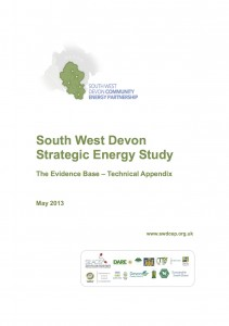 Strategic Energy Study Technical Appendix