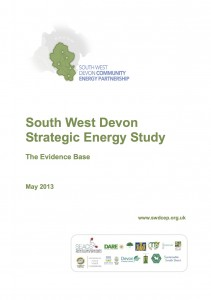 Strategic Energy Study - Evidence Base Main Report
